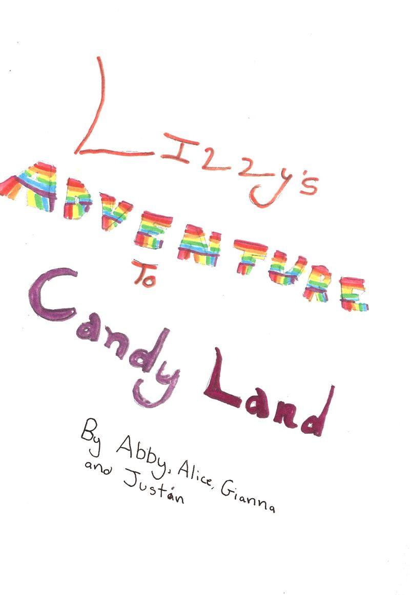 LizzysAdventure Page 1