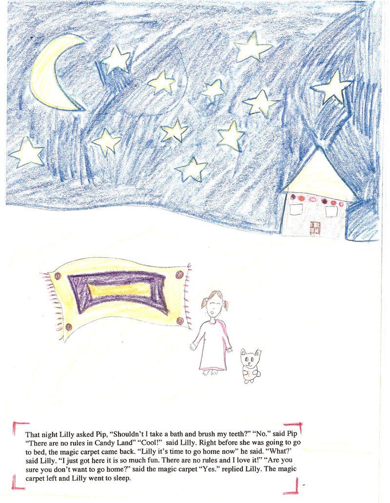 LizzysAdventure Page 5