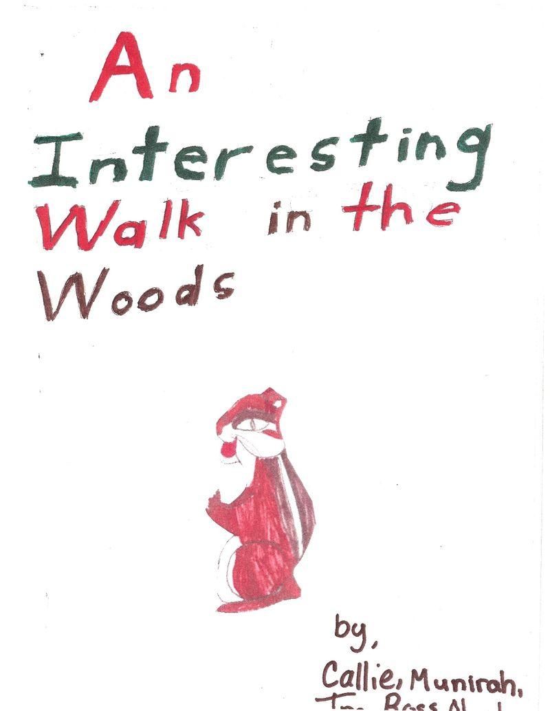 AnInterestingWalkintheWoods Page 1