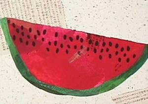 300Watermelon Slice