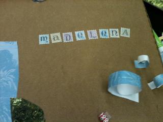 Madelena suitcase